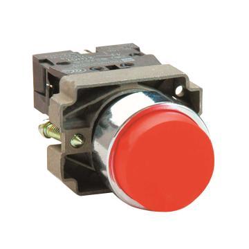 施耐德 XB2 凸头按钮(ZB2BZ102C+ZB2BL4C),XB2BL42C