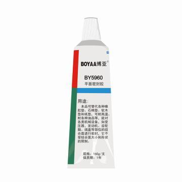 博亚 BY5960平面密封硅酮胶,160G/支