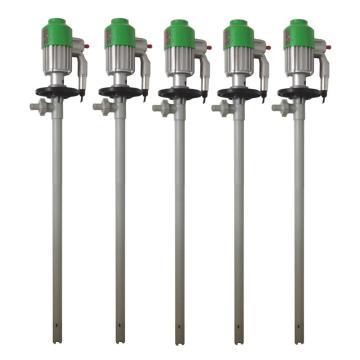 标博/biaobo SB-3-RPP 增强聚丙烯电动插桶泵,BT4防爆电机