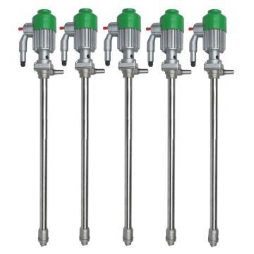 标博/biaobo YBYB-40PG 不锈钢304电动插桶泵,BT4防爆电机