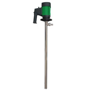 标博/biaobo HD-SS304 不锈钢304电动插桶泵,调速普通电机