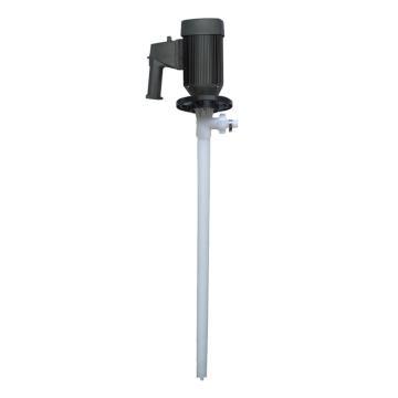标博/biaobo HD-PVDF-Ex 聚偏氟乙烯电动插桶泵,调速BT4防爆电机