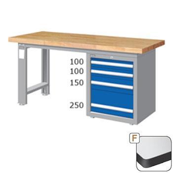 天钢 重量型工作桌,宽深高(mm):800*1500*750 桌面平均承重(kg):1000,WAS-57042F 不含安装费