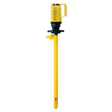 LUTZ 0110-205/0004-087/0204-411 聚丙烯气动插桶泵