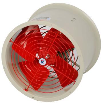 轩丰 壁式防爆轴流风机,BT35-11-5/220,风压135Pa,风量6178m3/h,防爆等级ExdIICT4
