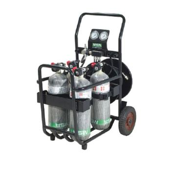 MSA 移动式长管呼吸器,10126611