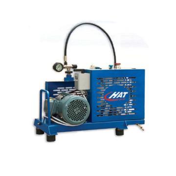 海安特 空气呼吸器充气泵,单相交流电机,220V,2.2kW,HAT100