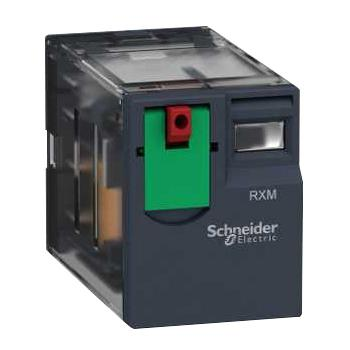 施耐德Schneider 中间继电器,RXM2CB1FD(10的倍数订货)