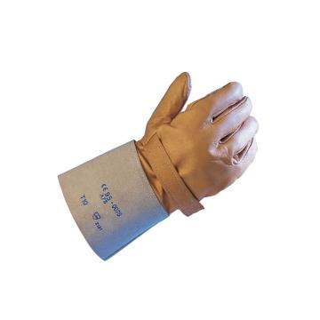 霍尼韦尔 2012898-10 皮革手套, 绝缘手套外用防护手套
