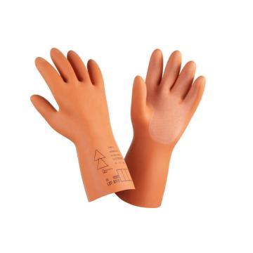 霍尼韦尔 2092017-9 绝缘手套, 工作电压7500伏