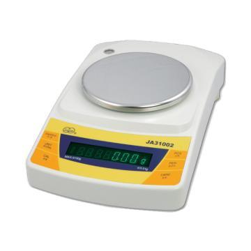 电子天平,JA系列,精密天平,量程:3100g,读数精度0.01g