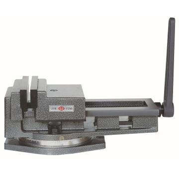 金丰 刨床平口钳QB200,钳口开度210mm