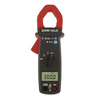 CHAUVIN ARNOUX/CA AEMC 500钳形表,单交流,钳口直径28mm