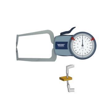 VOGEL 表盘外卡规,50-100mm(IP54)
