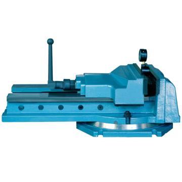 金丰 液压增力平口钳Q52400,钳口开度430mm