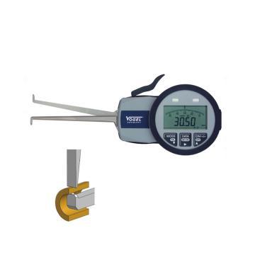 VOGEL 数显内卡规,2.5-12.5mm(IP63),F(单扁头单球头)