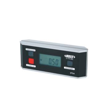 英示 INSIZE 数显水平倾角仪,防水、防尘IP54,2179-360,不含第三方检测