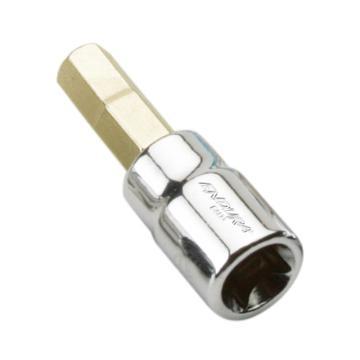 力易得六角旋具套筒,6.3mm系列6mm, E4135