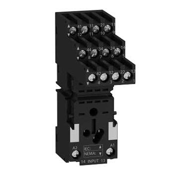施耐德 插槽,RXZE2S114M
