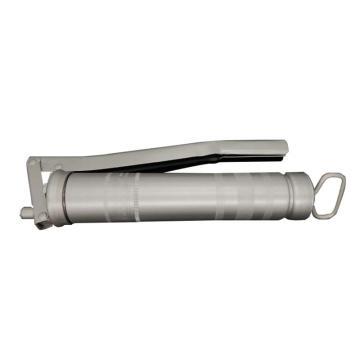 MATO 3042608 全钢压杆式黄油枪,含注油嘴和放气阀,不带附件,螺纹M10x1,容量500g油脂桶