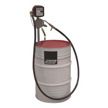 MATO 3461102 铝制防爆手摇泵组套,带1.5m输送软管,计量表