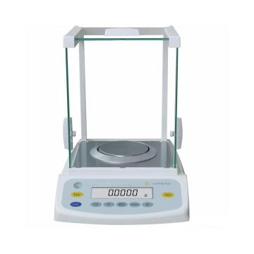 赛多利斯分析天平,BSA系列,读数精度0.1mg,BSA124S,配备砝码