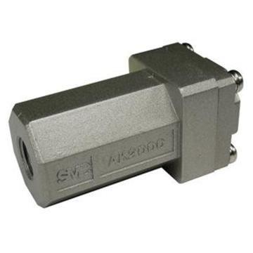 SMC AK单向阀,AK4000-04