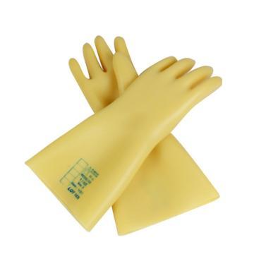 代尔塔 207003-9 绝缘手套,适用电压17500V