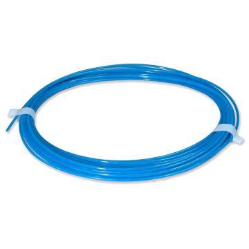 "SMC 蓝色英制尼龙管,1/2"",Φ12.7×Φ9.56,20M/卷,TIA13BU-20-X4"