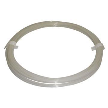 SMC 白色尼龙管,Φ4×Φ2.5,20M/卷,T0425W-20