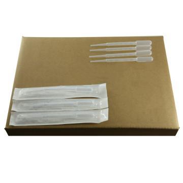 7ml一次性大球茎精密刻度吸管,500支/盒