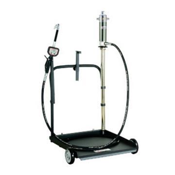 Lube WORKS 10105322 可移动机油桶泵组套