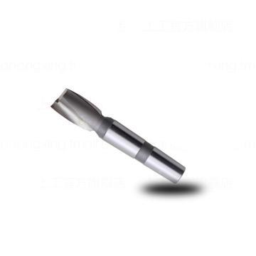 高钴钢锥柄键槽铣刀,(莫氏锥柄),Φ20