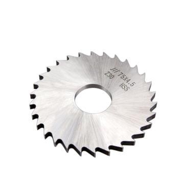 成量 锯片铣刀,细齿型,100×3