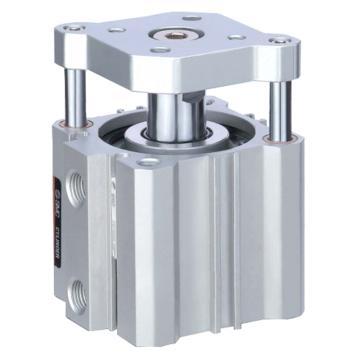 SMC 带导杆薄型气缸,CQMB12-25