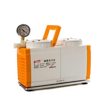 隔膜真空泵,GM-0.5A(防腐),津腾