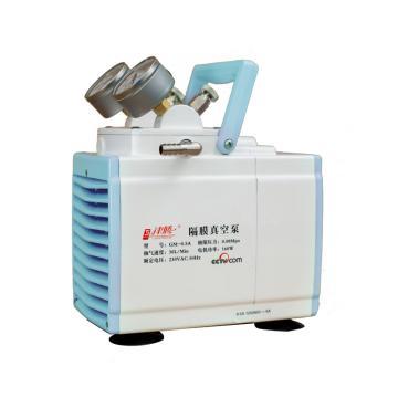 隔膜真空泵,GM—0.5B,津腾