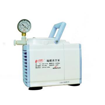 隔膜真空泵,GM-0.33A,津腾