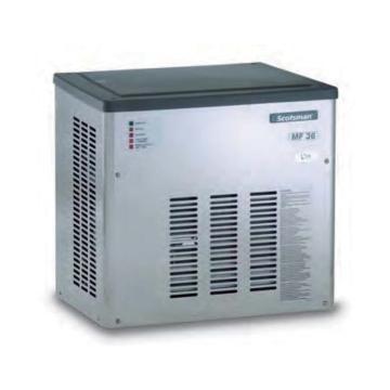 Scotsman制冰机,雪花冰,最大日产冰量:200KG,MF36-AS