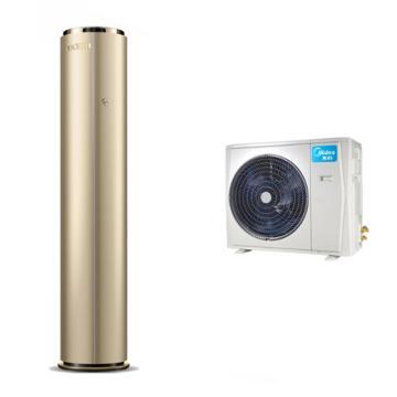 美的 2匹冷暖变频柜机空调,智能王,KFR-51LW/BP3DN1Y-YB200(B1),一级能效,区域限售