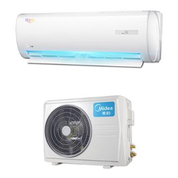 美的 大1匹冷暖定速挂机空调,省电星,KFR-26GW/DY-DA400(D3),三级能效,区域限售