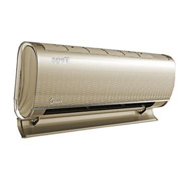 美的 1.5匹冷暖变频挂机空调,制冷王,KFR-35GW/BP3DN1Y-YA100(B1),一级能效,区域限售
