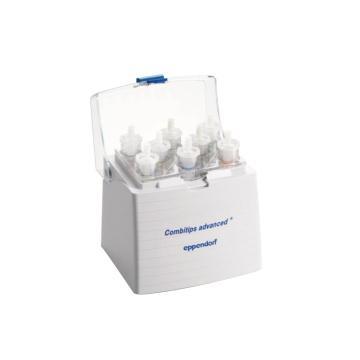 艾本德Combitips advanced Rack 分液管盒,放置8个分液管,0.1 ml - 10 ml)