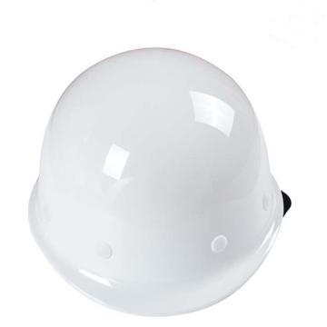 日月星 安全帽,玻璃钢安全帽,白色