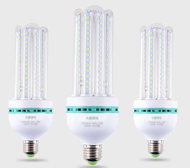 佐凌 LED玉米灯 12W E27 3U白光 整箱 50pcs每箱