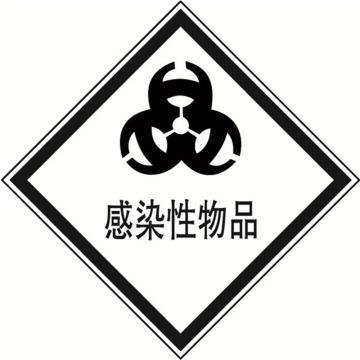 感染性物品,100mm*100mm