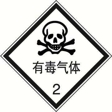 有毒气体,100mm*100mm