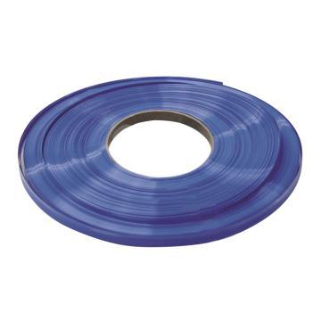 凯士士KSS 热收缩套管(扁型),HS-15BE 15mm*100m 蓝,100M/卷