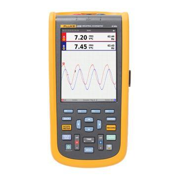 福禄克/FLUKE 工业用手持式示波器,40MHz 套件,FLUKE-125B/CN/S