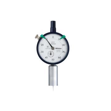 三丰 深度表,(针型)0-10*0.01mm 带针型测头,7222